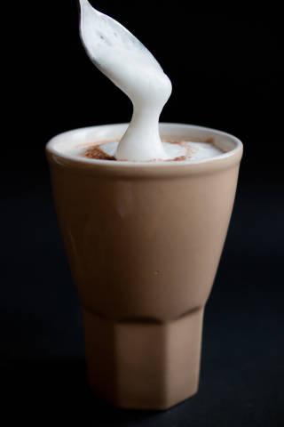 Cappuccino Foam