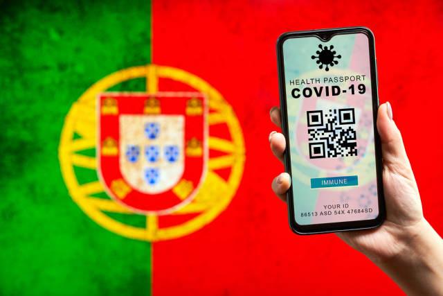 Portugal testing Digital COVID-19 immunization passport