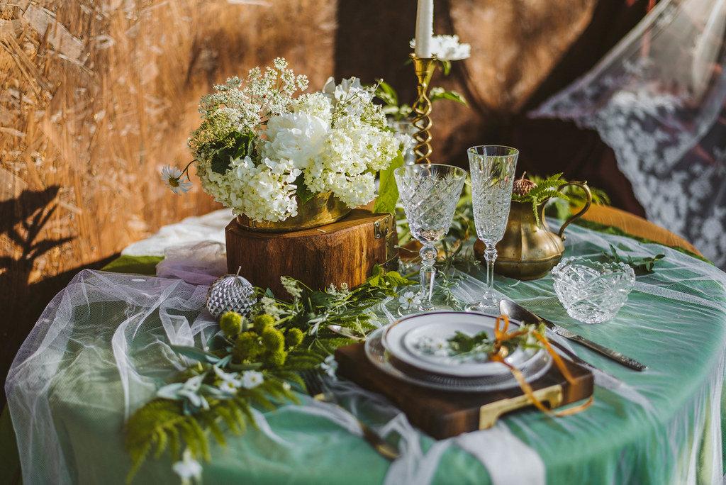 Table Wedding Set