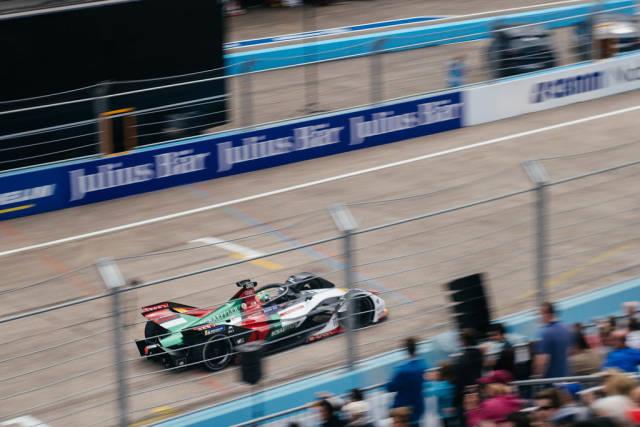 Formula E in Berlin 2019: Leader Lucas di Grassi Audi Sport ABT Schaeffler
