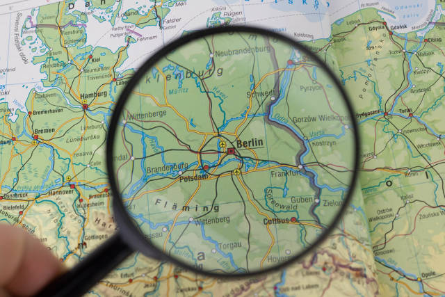 Destination Berlin