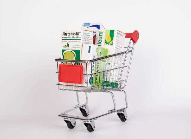 Shopping for medicines