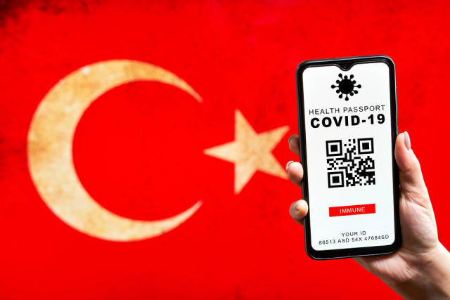 Turkey government announced Digital covid vaccination ID