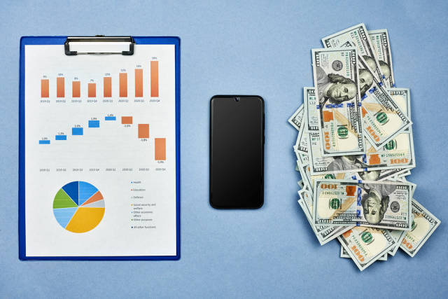 Analyzing financial spends and planning budget for next year