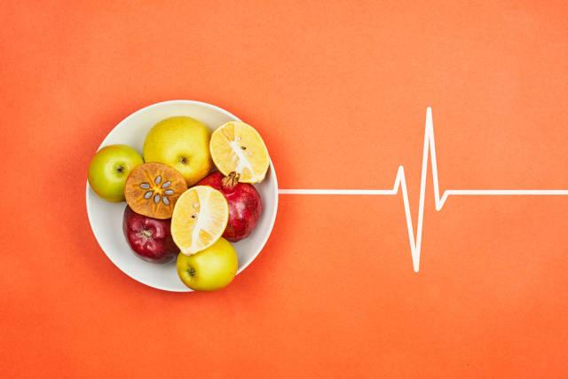 Fruits good for cardiovascular health