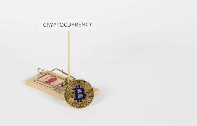 Mouse trap with Bitcoin