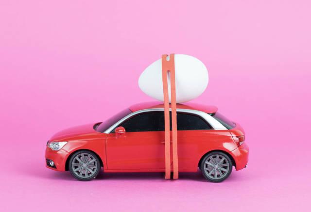 Urlaub: Mit dem Auto in die Osterferien fahren