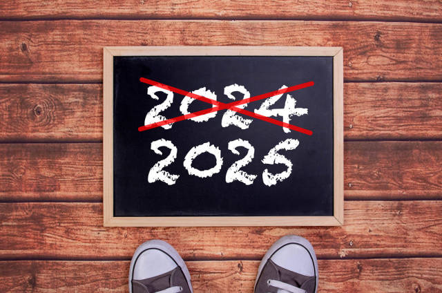 Step in 2025