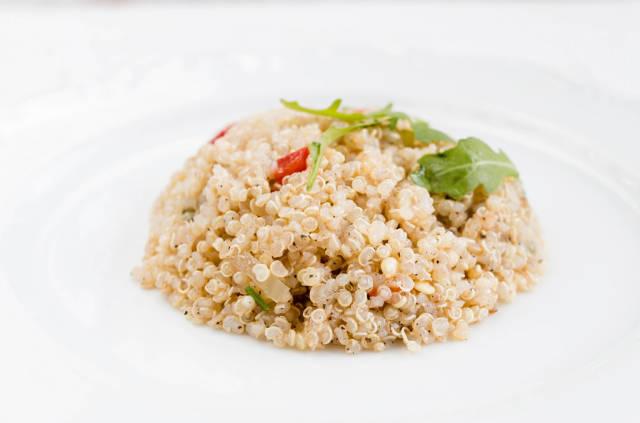 Freshly Made Quinoa