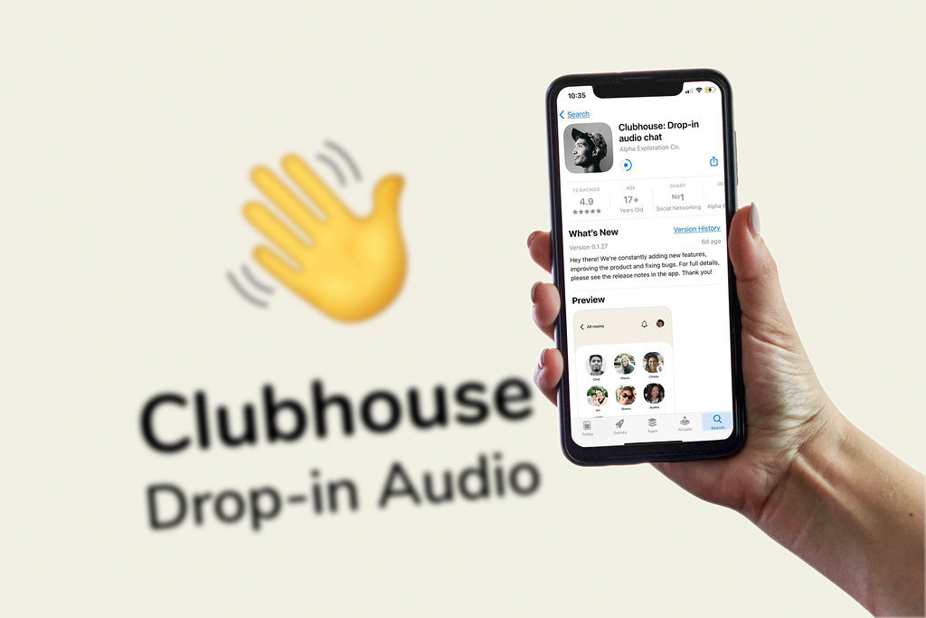 Meet Clubhouse, the voice-only social media app