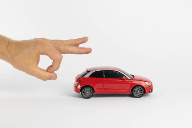 Auto anschieben