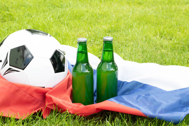Get ready for the Football World Cup 2018