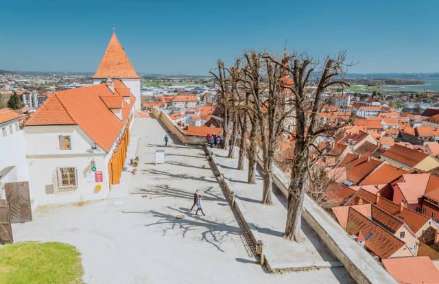 Schloss Pettau, Slowenien