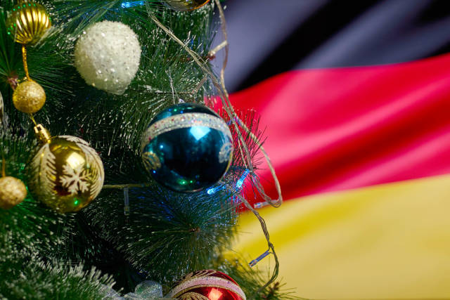 Christmas holidays in Germany