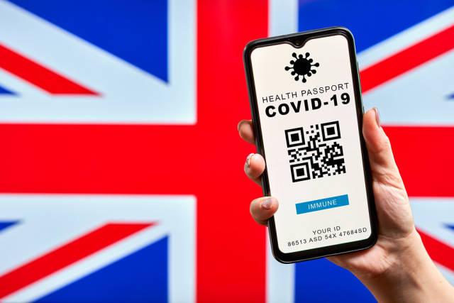 UK trials digital health passport to help borders reopen