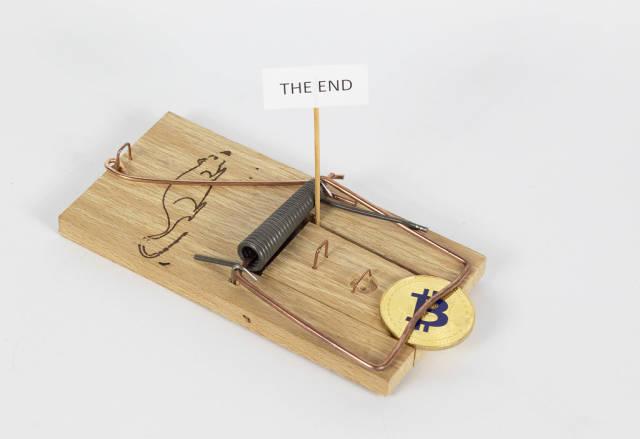 Das Ende von Bitcoin
