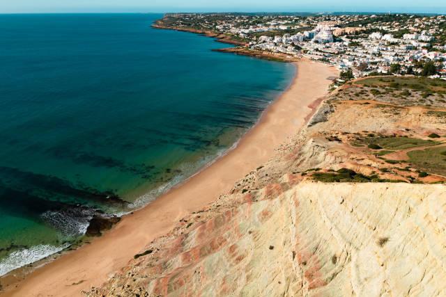 Oceanfront near Lagos, Portugal