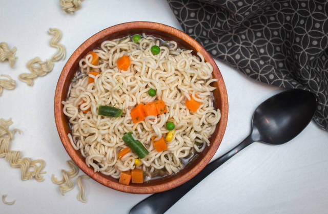 ramen Noodle with Vegetables To View