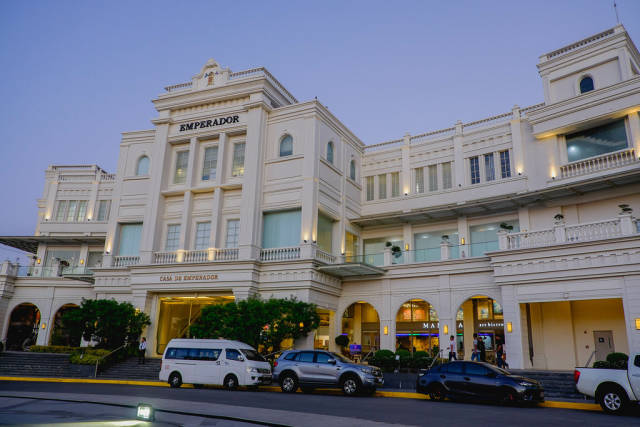 European designed structure in Iloilo City