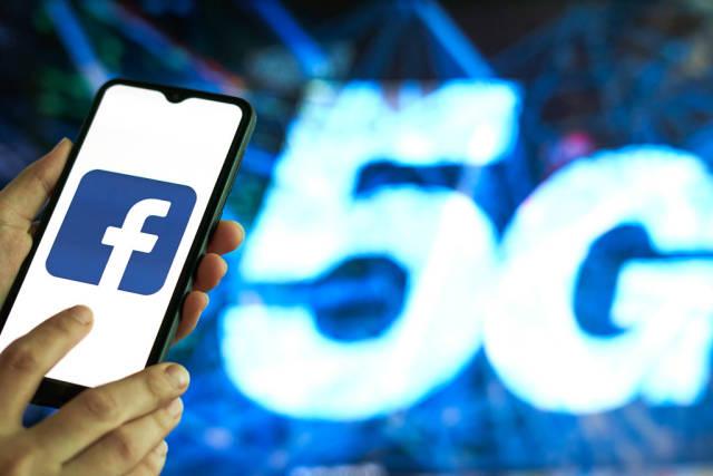 Facebook focusing on 5G network