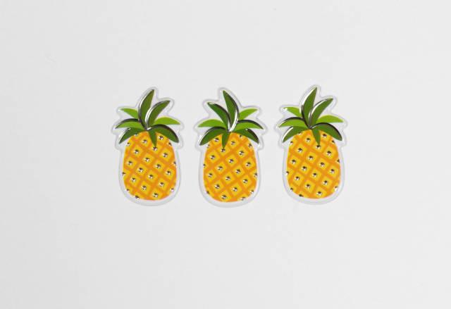 Ananas-Sticker