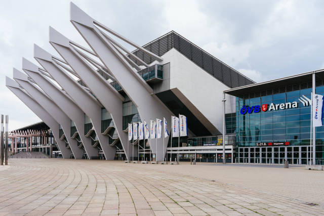 OVB Arena – Bremen football stadium