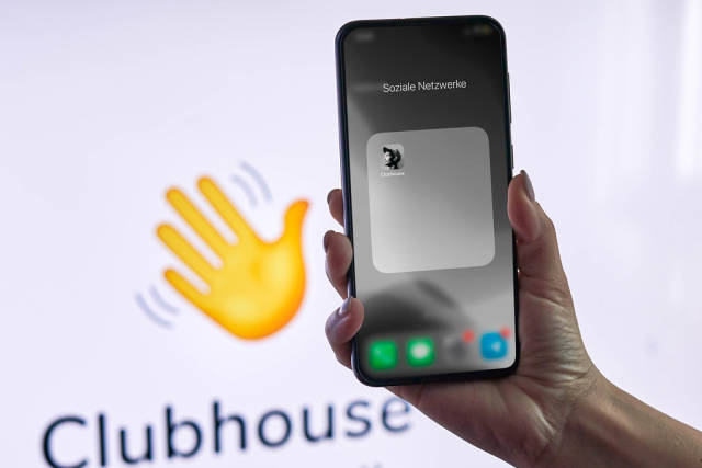 Clubhouse, a Tiny Audio Chat App, Breaks Through