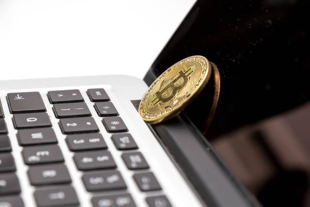Bitcoin on a Macbook