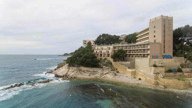 Mar Y Pins Hotel in Peguera, Mallorca