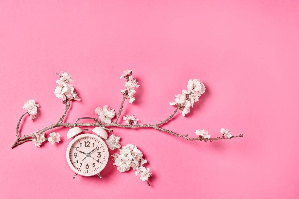 Daylight saving time - Spring forward