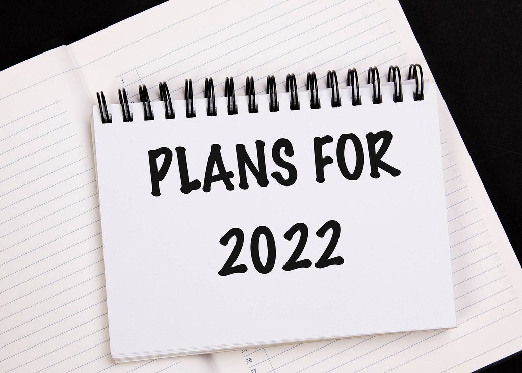 Business plans for 2022