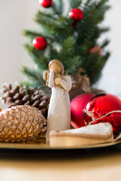 Engel Figur Weihnachten