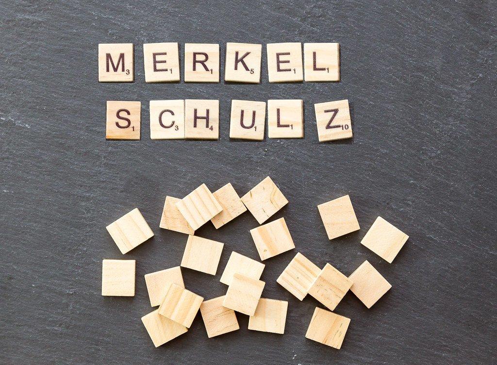 Merkel oder Schulz - Wen will die EU lieber?