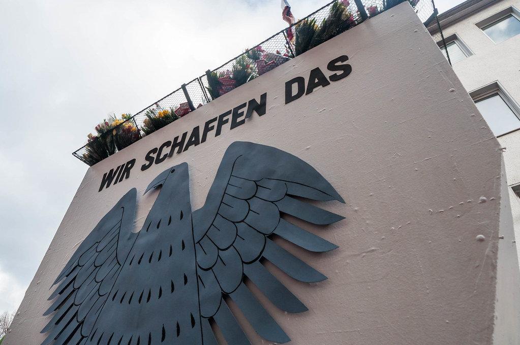 Bundesrepublik Deutschland: Wir schaffen das