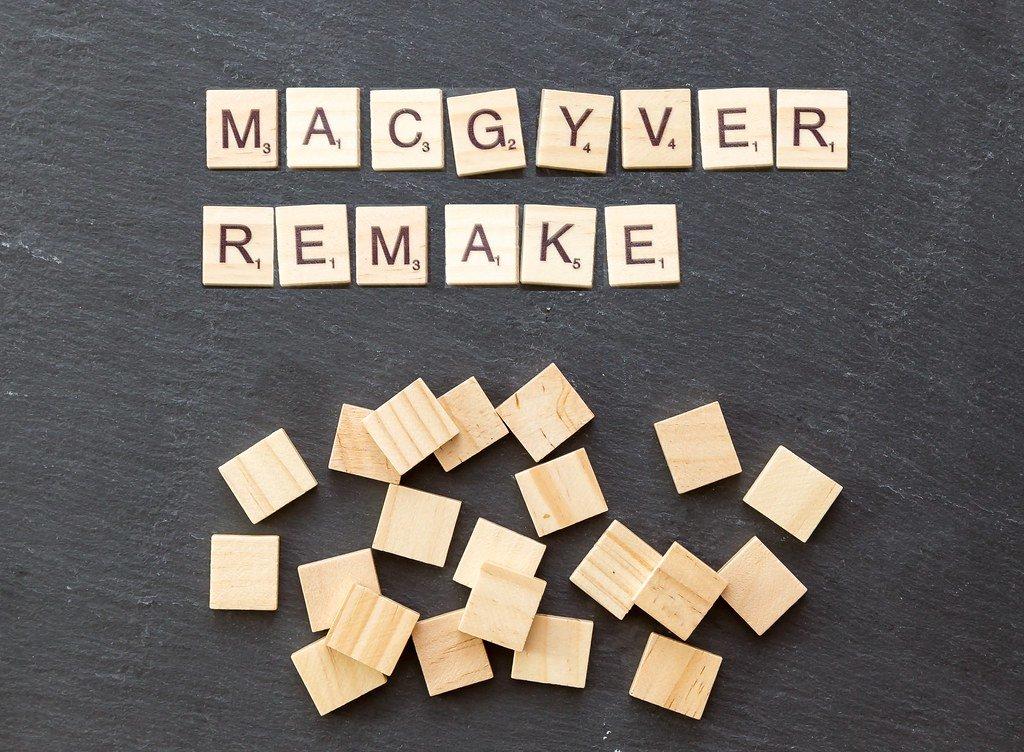 Mac Gyver bekommt ein Remake