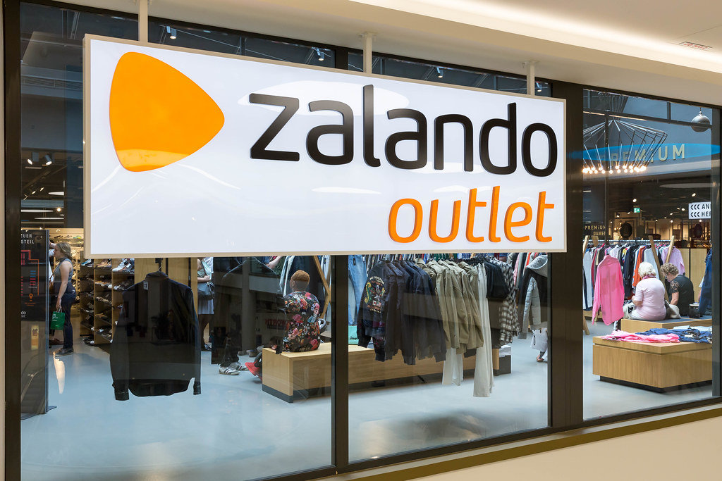 Zalando Outlet Store in Köln