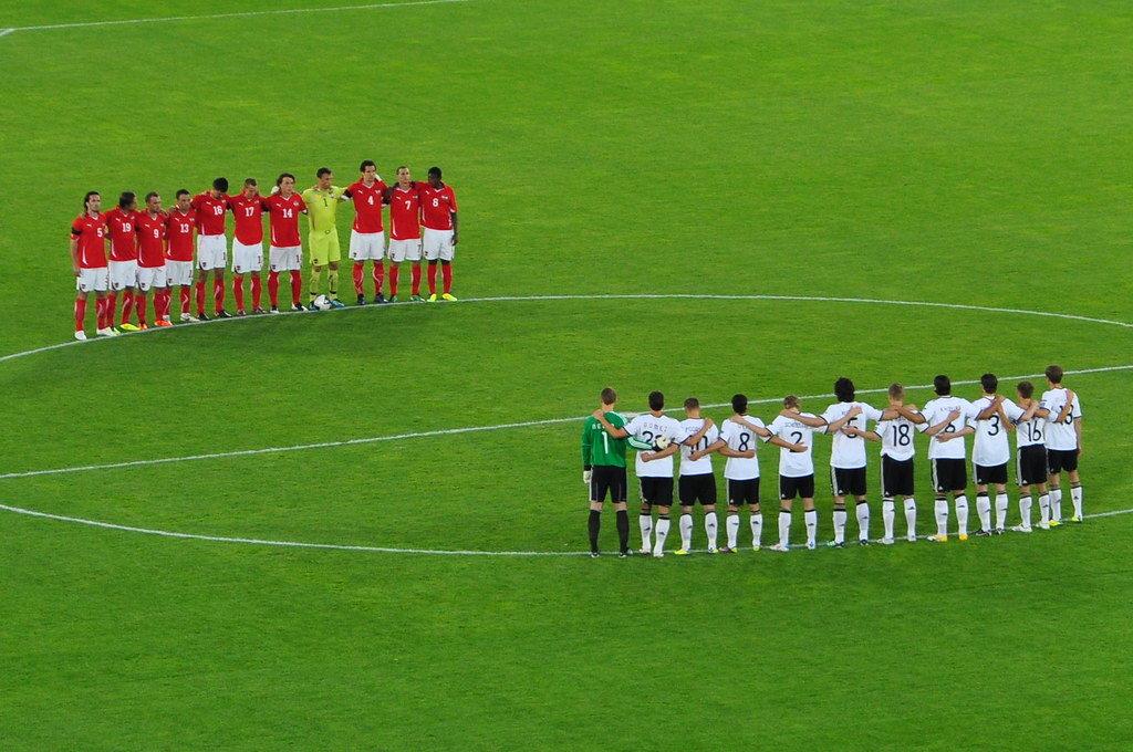 Österreich - Deutschland 3.6.2011