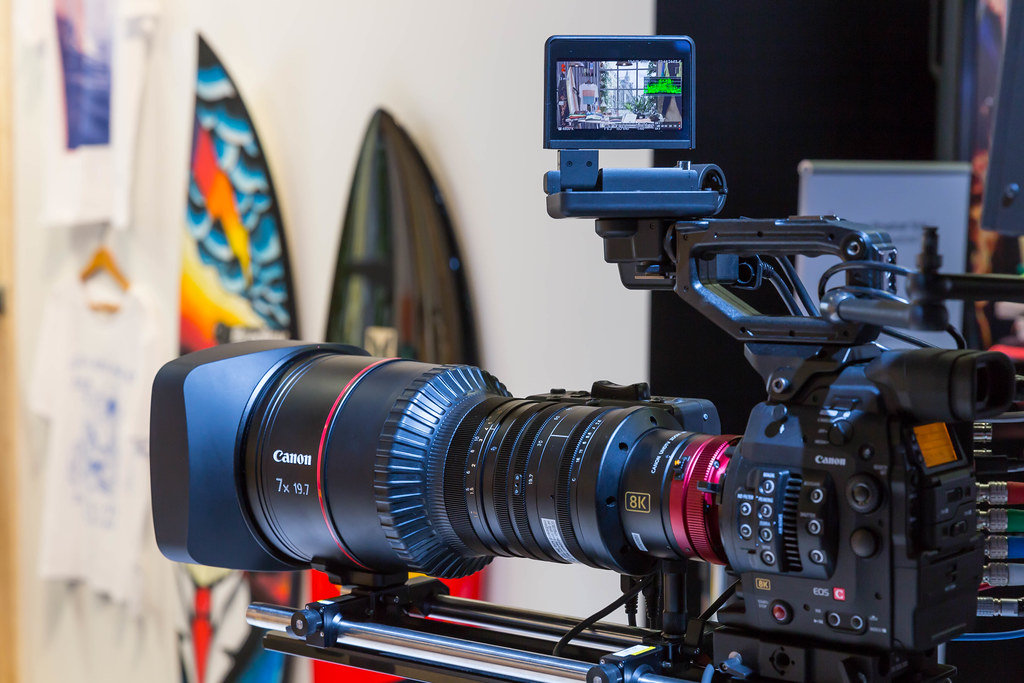 Canon 8K Kamera
