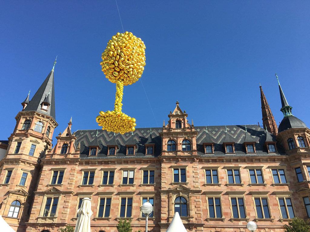 Rheingauer Weinwoche in Wiesbaden 2016