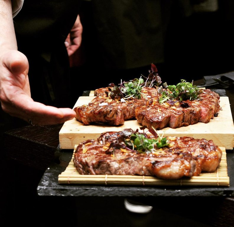 Wagyu Beef is pure Awesomness. #foodporn #wagyu #wagyubeef #instafood #happy #meating #beef