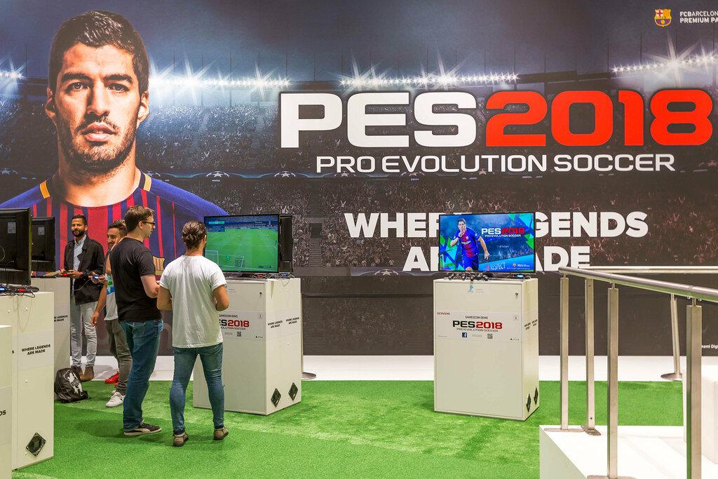 PES 2017: Pro Evolution Soccer