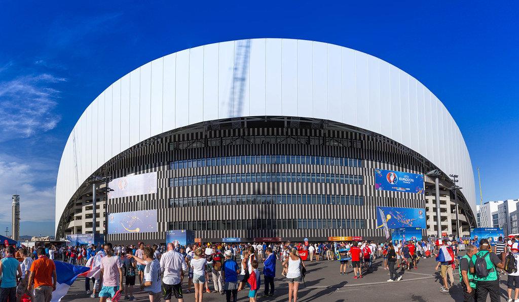Stade Vélodrome in Marseille