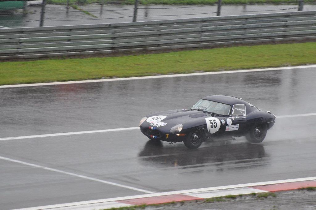 AvD-Oldtimer-Grand-Prix 2011: Jaguar E-Type