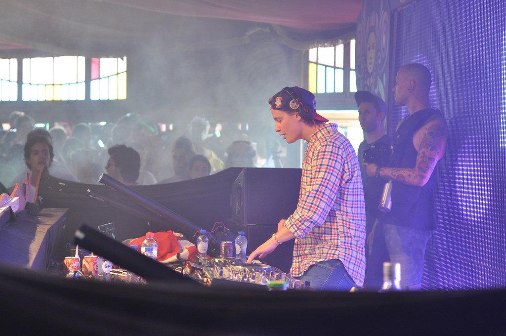 Kygo @ Tomorrowland 2014