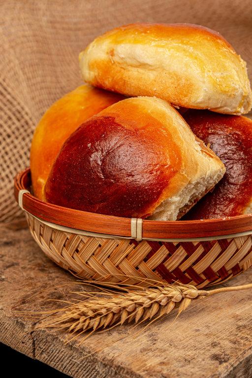 Close-up, cherry pies, homemade cakes