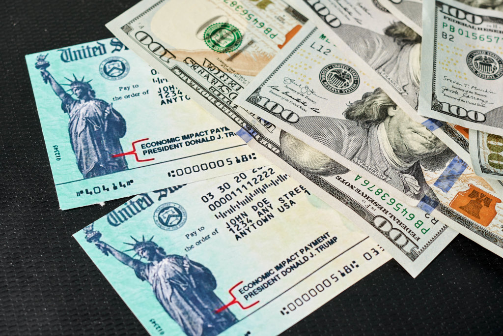 $1,400 checks are coming in the new coronavirus relief bill