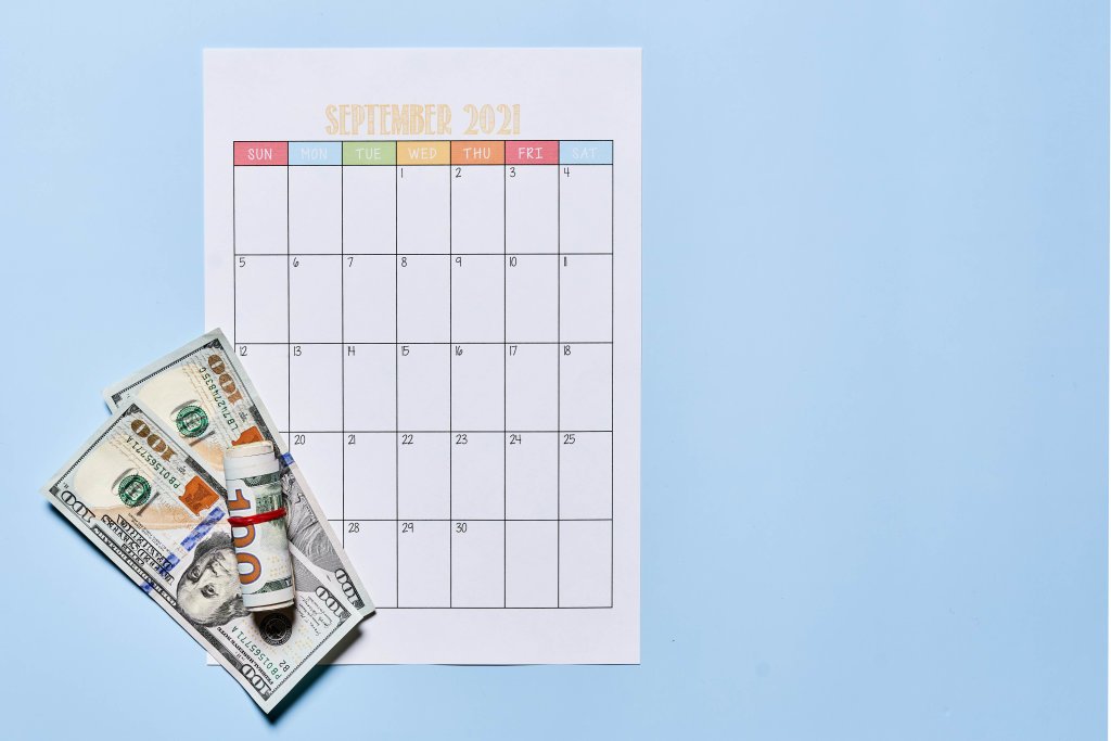 Planning monthly expenses