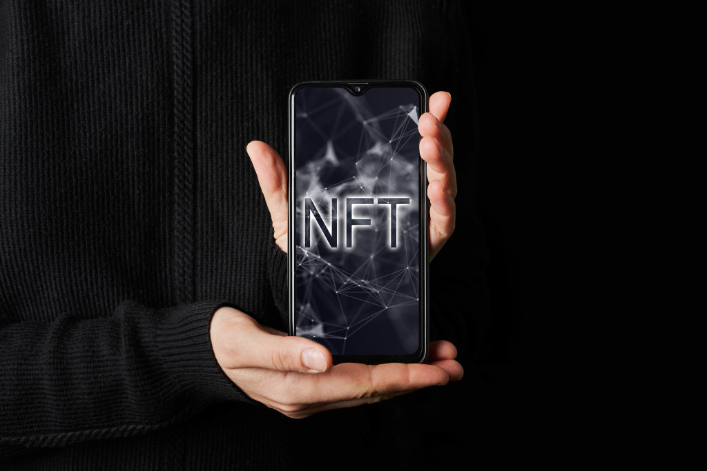 Antiques dealer launches NFT