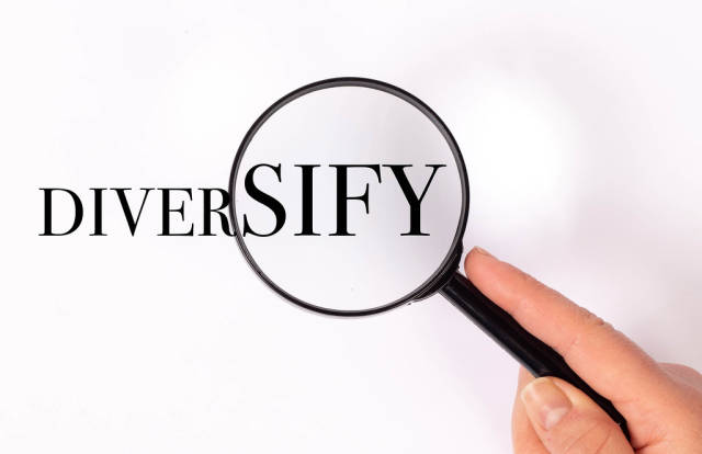 Diversify under magnifying glass