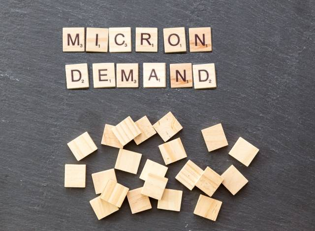 Micron reassures investors that memory-chip demand remains very high